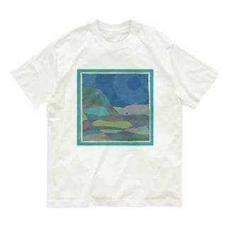 雨 Organic Cotton T-shirts