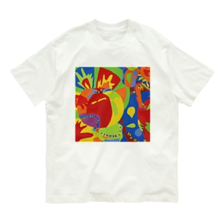 夏野菜 Organic Cotton T-shirts