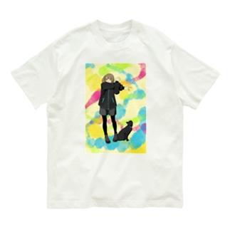 準備運動よしっ! Organic Cotton T-shirts