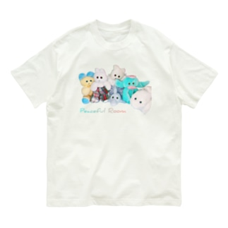 Peaceful Room Organic Cotton T-shirts