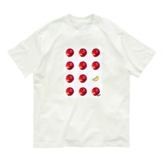 おりんごくん Organic Cotton T-shirts