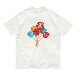りんご飴です Organic Cotton T-shirts
