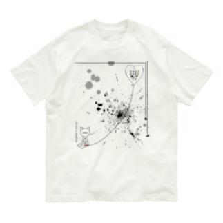 猫 Organic Cotton T-Shirt