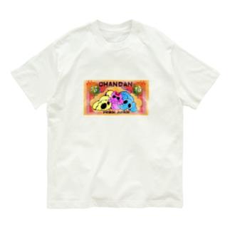 マッチ香(キメぞう) Organic Cotton T-shirts