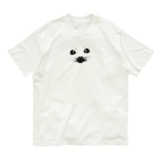 アザラシ Organic Cotton T-shirts