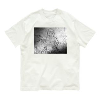 傭兵さん、A Organic Cotton T-shirts