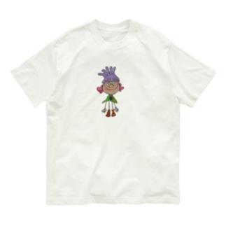 KENの落書き Organic Cotton T-shirts