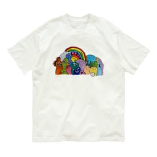 KENの落書き2 Organic Cotton T-shirts