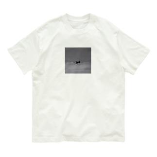 よるやみのまものハーブ Organic Cotton T-shirts