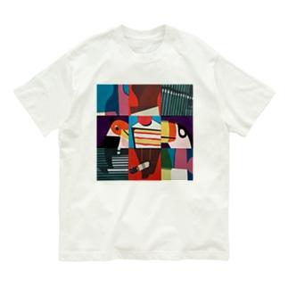 'Spoilt for choice' - 贅沢な悩み Organic Cotton T-shirts