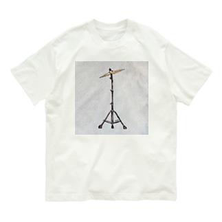 シンバルくん Organic Cotton T-shirts