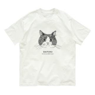1CAT(DAIFUKU) Organic Cotton T-shirts