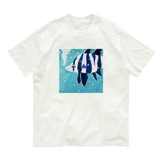 おさかな Organic Cotton T-shirts