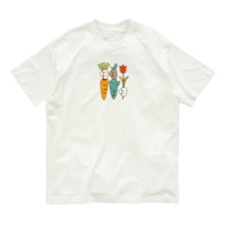 きみはなにを買うの? Organic Cotton T-shirts