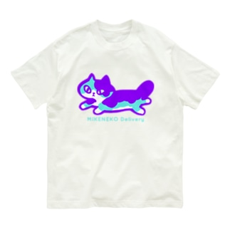 ミケネコ便 Organic Cotton T-shirts
