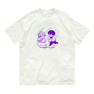 天野♡ミケ Organic Cotton T-shirts