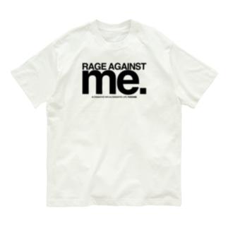 RAGE AGAINST me. Organic Cotton T-shirts