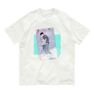 お昼寝 Organic Cotton T-shirts