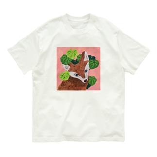 オオカミの仔 Organic Cotton T-shirts