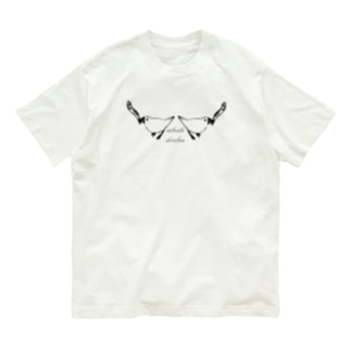 文鳥は煮干しが変になるくらい好きです Organic Cotton T-shirts