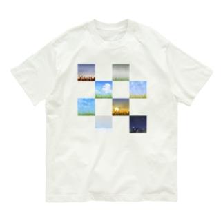 草のある景色 Organic Cotton T-shirts