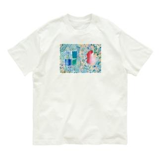 きっとこの香りは金木犀 Organic Cotton T-Shirt