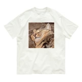 スヤにこカレン Organic Cotton T-shirts