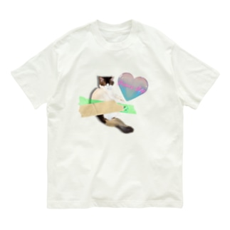 good night-02 Organic Cotton T-shirts