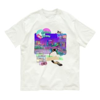 ベランダ Organic Cotton T-shirts