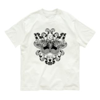 エコバグ黒 Organic Cotton T-shirts