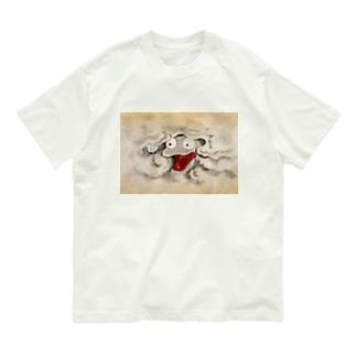 百怪図鑑〜がたぁ〜 Organic Cotton T-shirts