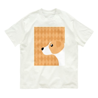 パーソン・ラッセル・テリア Organic Cotton T-Shirt