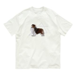 ショードック シェルティ Organic Cotton T-shirts