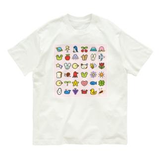 みずしまワークスの春(さくら) Organic Cotton T-shirts