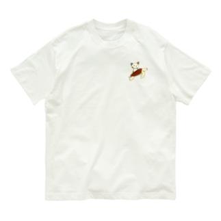 みけねこのかめしま Organic Cotton T-shirts