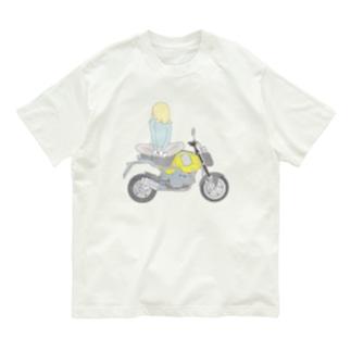 グロムでおでかけ Organic Cotton T-shirts