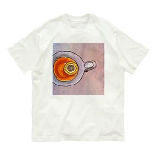 紅茶くん Organic Cotton T-shirts