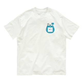 CT129 幼稚園バッチ・名札D*ぼく Organic Cotton T-shirts
