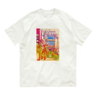 中華街 Organic Cotton T-shirts