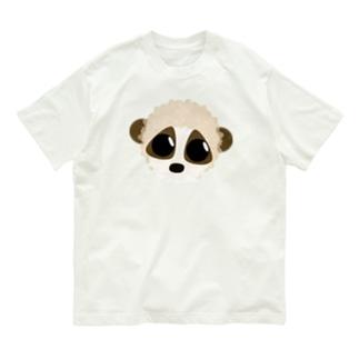 スローロリス Organic Cotton T-shirts