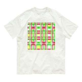 パステルシティー Organic Cotton T-shirts