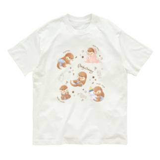Baby Otters Organic Cotton T-shirts