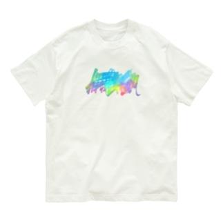 モザイク Organic Cotton T-shirts