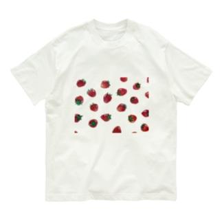 苺GA SUKI Organic Cotton T-shirts
