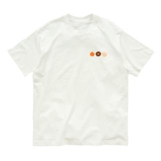 かわいい煮物 Organic Cotton T-shirts