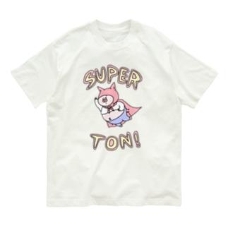 SUPER★TON!! Organic Cotton T-Shirt