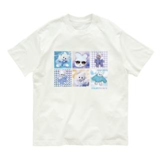 kmakici 6piece Organic Cotton T-shirts