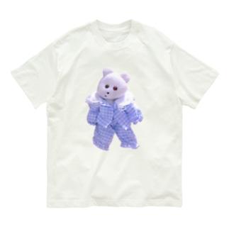 ねぼけまなこ Organic Cotton T-shirts