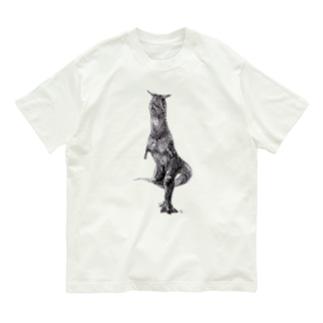 Carnotaurus Organic Cotton T-shirts