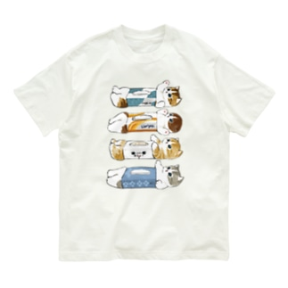 いつもお側に。 Organic Cotton T-shirts